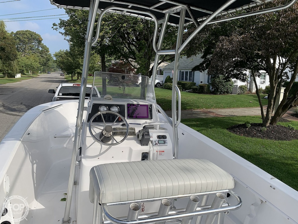 2006 American Angler boat for sale, model of the boat is 204 FX & Image # 39 of 40