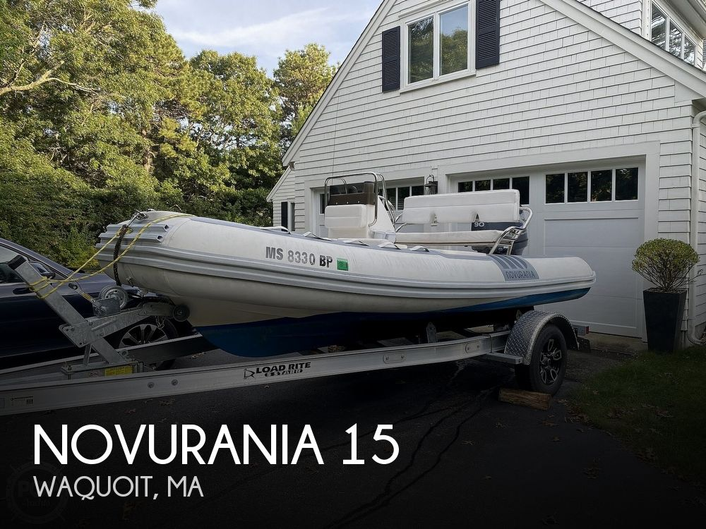 Used Novurania Boats For Sale by owner | 2009 Novurania 15