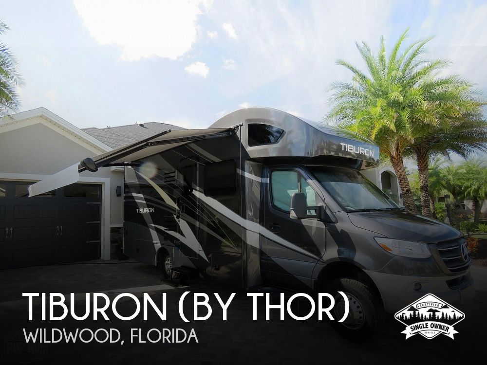 2021 Thor Motor Coach Thor Motor Coach Tiburon 24RW