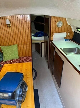 1975 Clipper Marine boat for sale, model of the boat is 30 & Image # 3 of 10