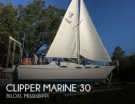 1975 Clipper Marine boat for sale, model of the boat is 30 & Image # 1 of 10