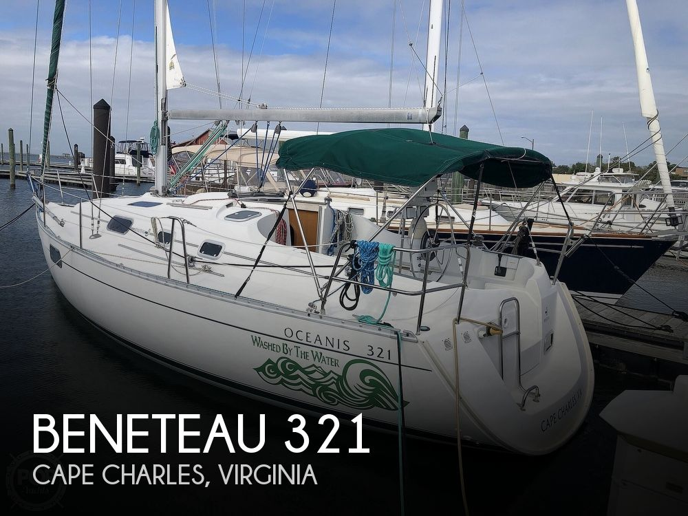 1995 Beneteau boat for sale, model of the boat is 321 Oceanis & Image # 1 of 40