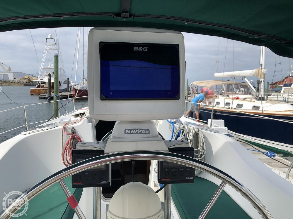 1995 Beneteau boat for sale, model of the boat is 321 Oceanis & Image # 26 of 40