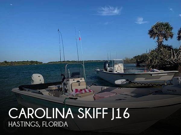 2020 Carolina Skiff J16