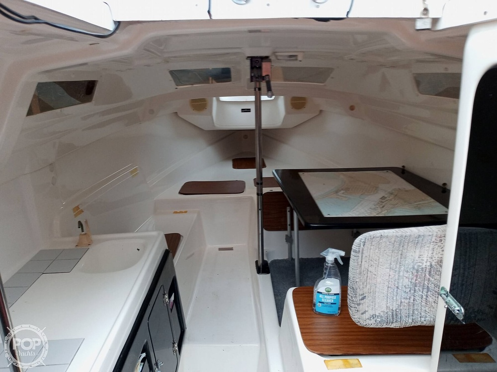 1998 Macgregor boat for sale, model of the boat is 26X & Image # 7 of 11