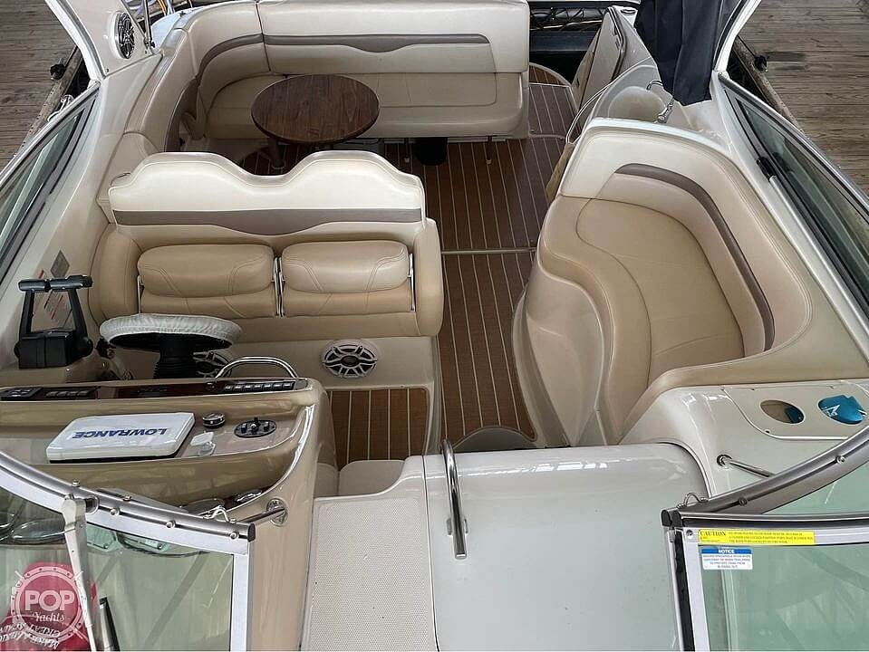 2007 Chaparral boat for sale, model of the boat is Signature 290 & Image # 30 of 40