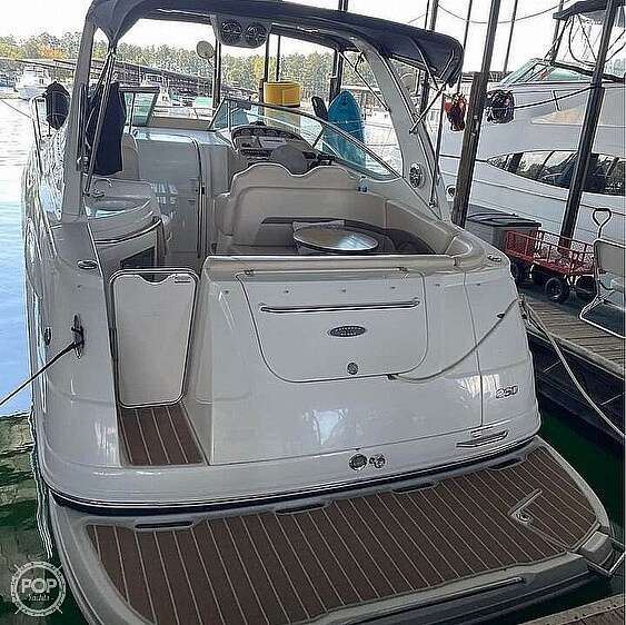 2007 Chaparral boat for sale, model of the boat is Signature 290 & Image # 8 of 40