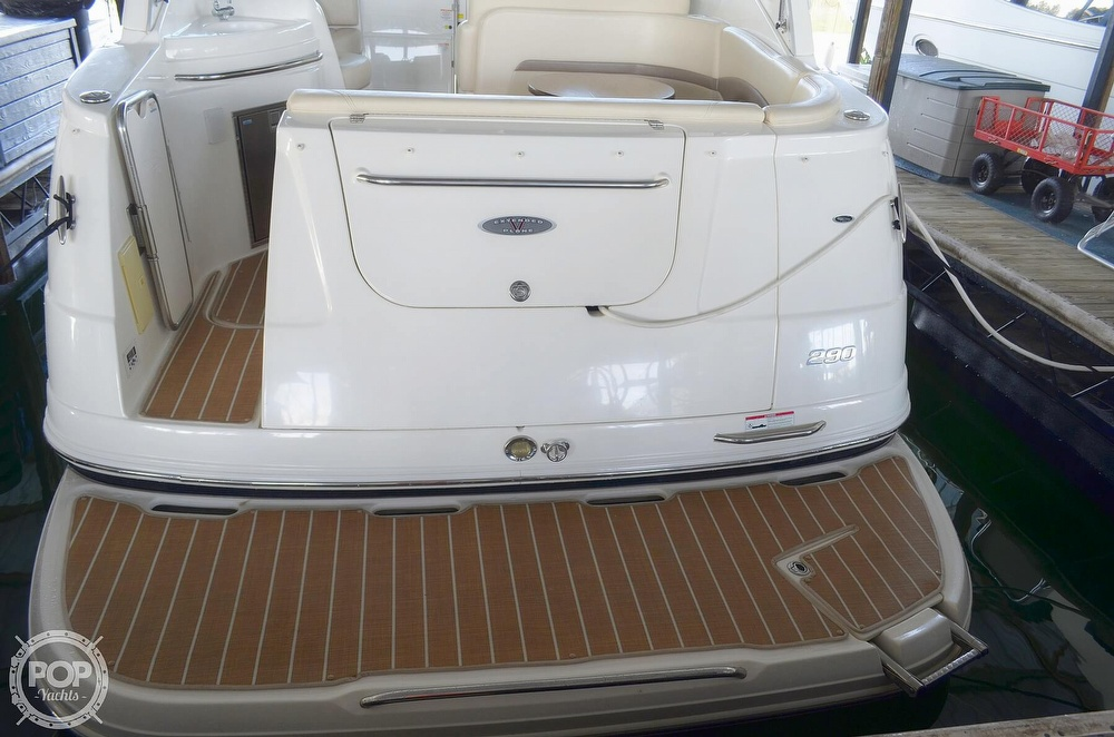 2007 Chaparral boat for sale, model of the boat is Signature 290 & Image # 10 of 40