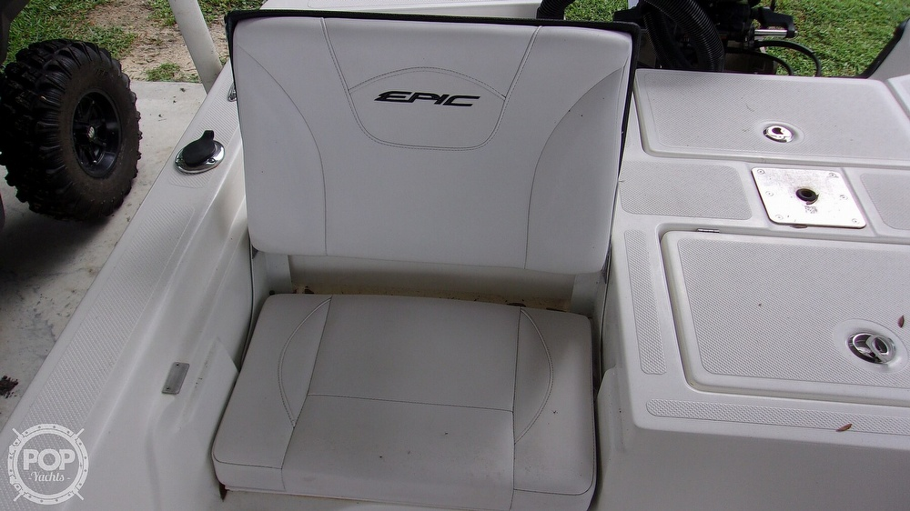 2014 Epic boat for sale, model of the boat is 22 SC & Image # 33 of 40