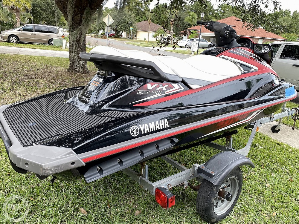 2016 Yamaha boat for sale, model of the boat is VX Deluxe & Image # 4 of 41