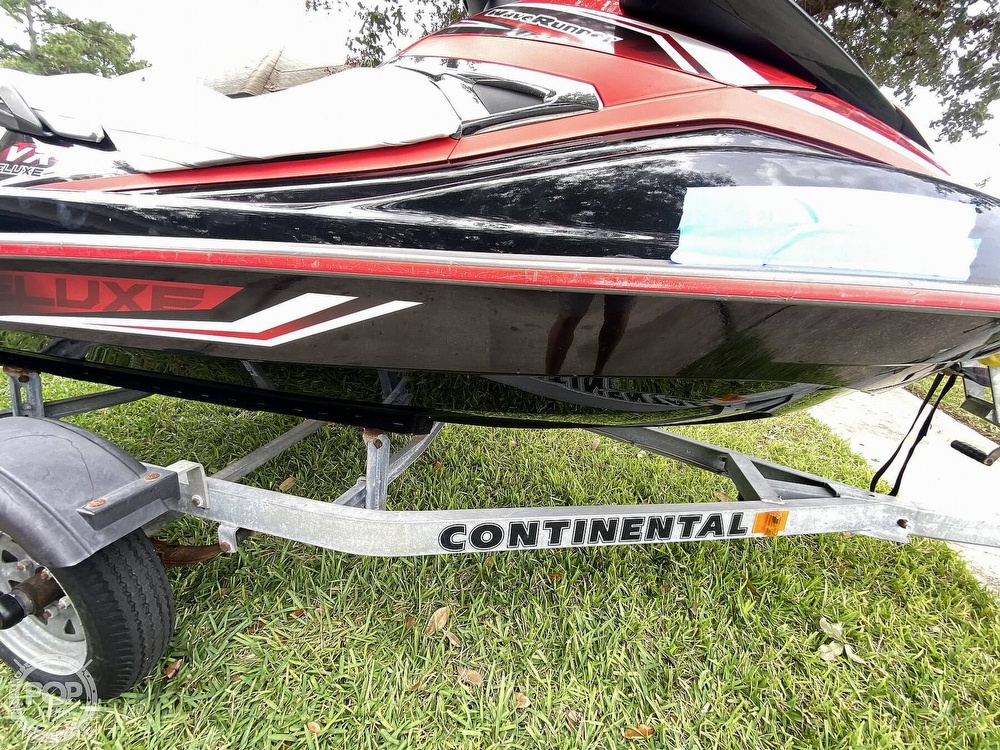 2016 Yamaha boat for sale, model of the boat is VX Deluxe & Image # 8 of 41