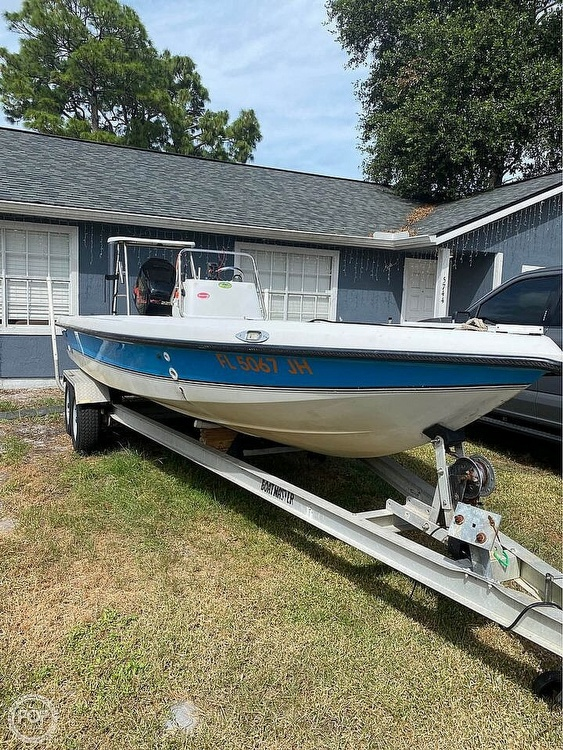 1994 Action Craft boat for sale, model of the boat is 2020 Flatsmaster Se & Image # 2 of 9