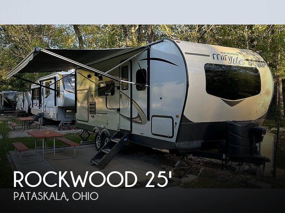 2020 Forest River Rockwood Mini Lite 2507S