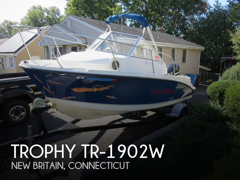 2007 TROPHY TR 1902W for sale