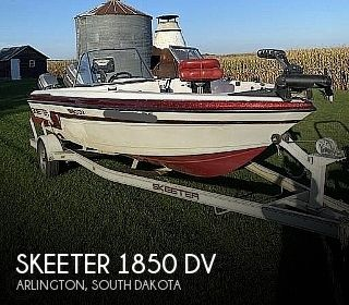 1996 Skeeter 1850 DV