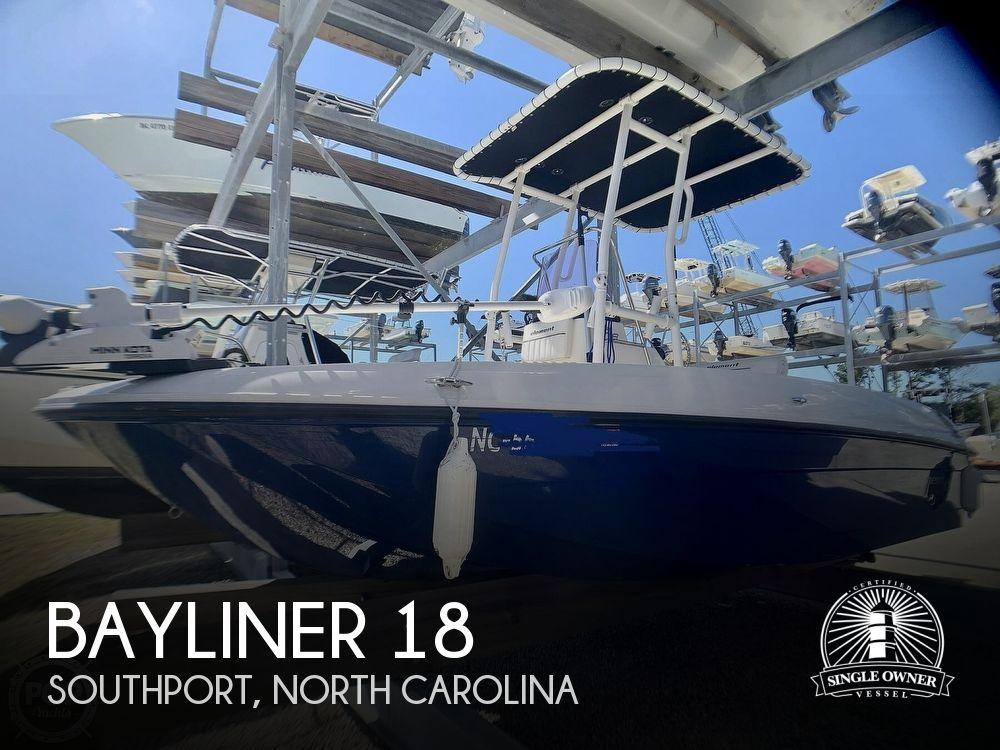 2019 Bayliner Element F18