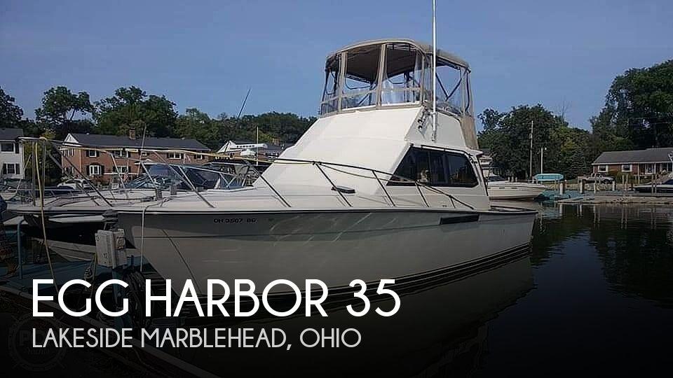 1988 Egg Harbor 35