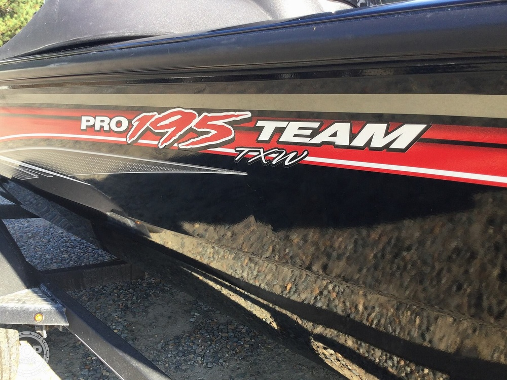 2018 Tracker Boats boat for sale, model of the boat is Pro Team 195 TXW & Image # 25 of 40