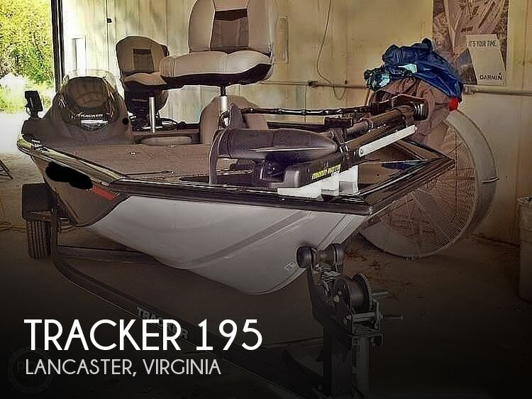 2018 Tracker Boats boat for sale, model of the boat is Pro Team 195 TXW & Image # 1 of 40