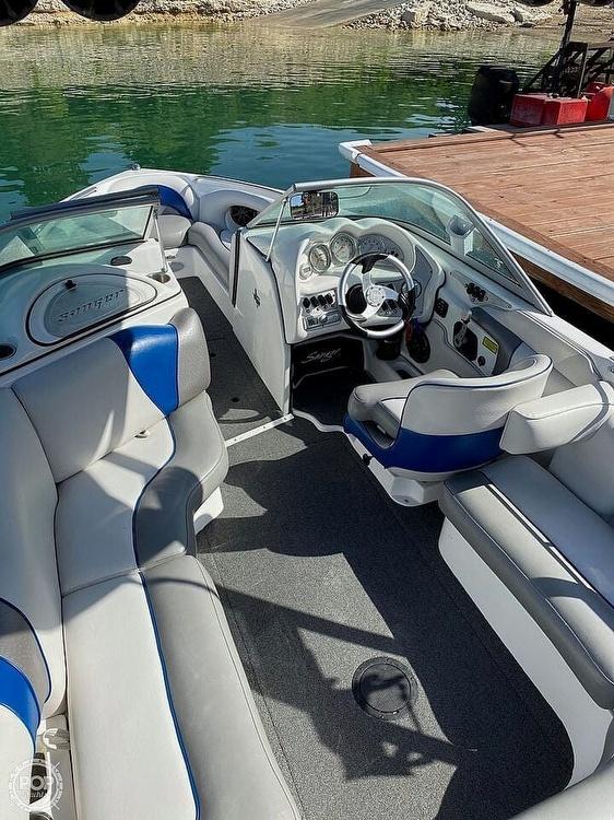 2014 Sanger boat for sale, model of the boat is V215 & Image # 2 of 4