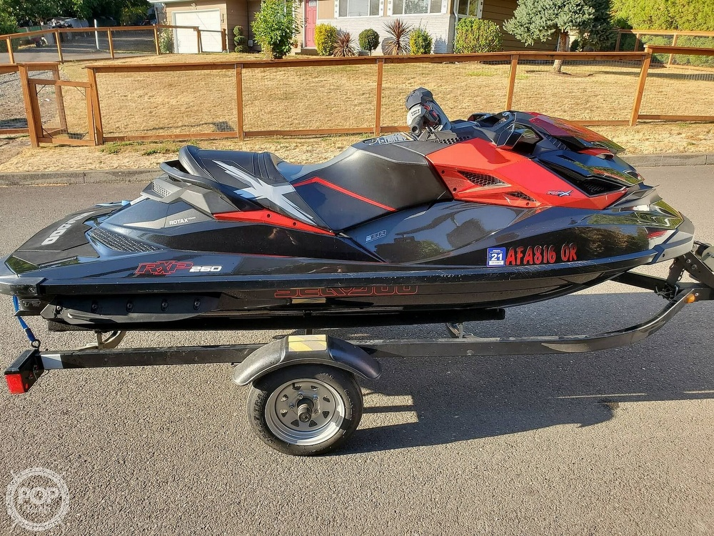 2014 Sea Doo PWC boat for sale, model of the boat is RXP-260 & Image # 3 of 3
