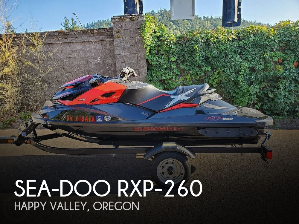 2014 Sea Doo PWC boat for sale, model of the boat is RXP-260 & Image # 1 of 3