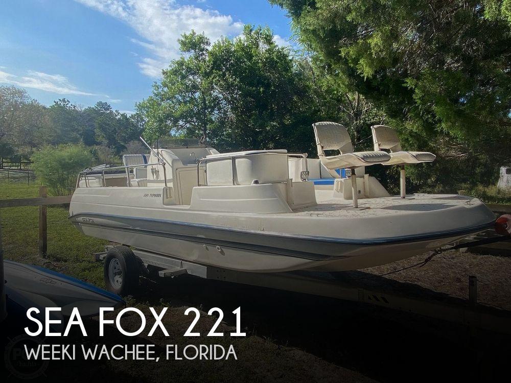 2000 Sea Fox 221