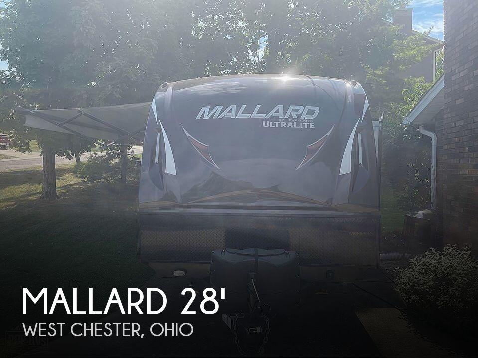 2018 Heartland Mallard Ultra Lite 28