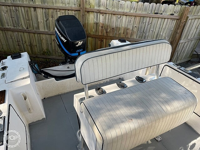 1993 American Angler boat for sale, model of the boat is 220CC & Image # 6 of 40