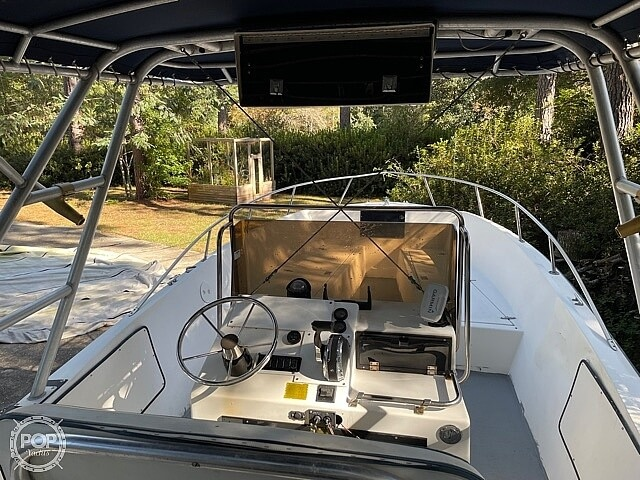 1993 American Angler boat for sale, model of the boat is 220CC & Image # 2 of 40