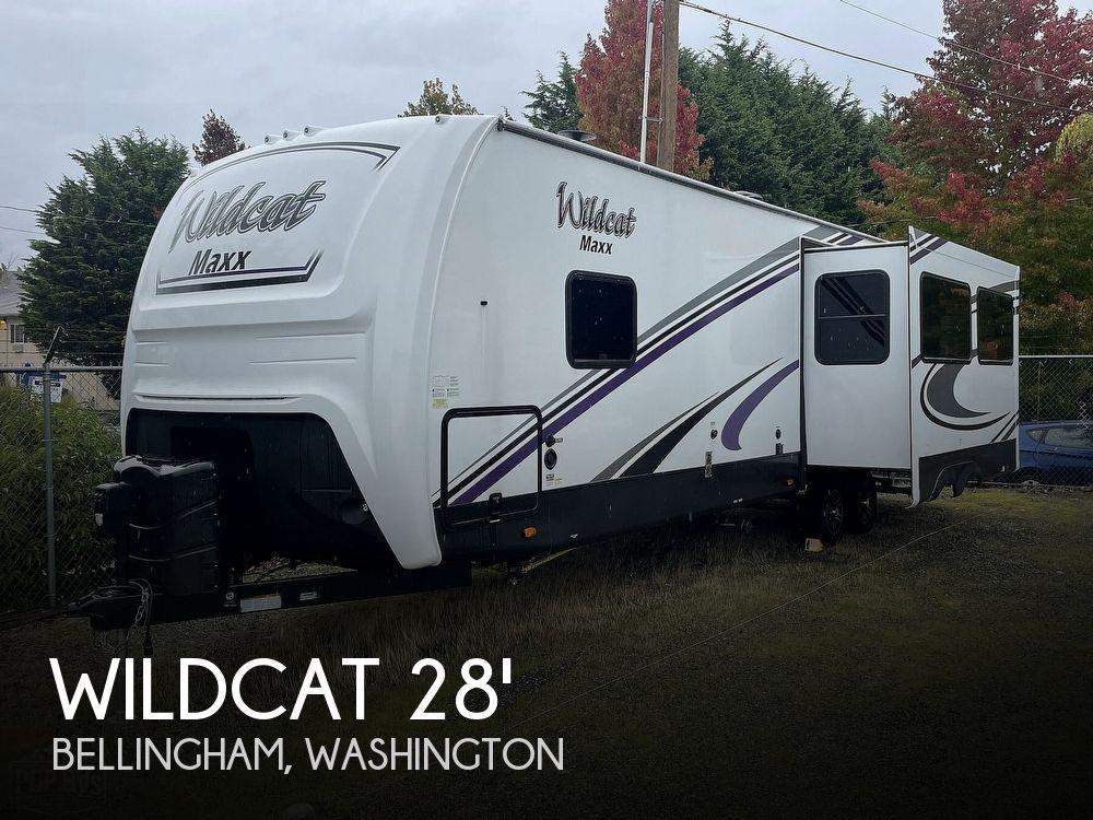 2021 Forest River Wildcat Maxx T282RKX