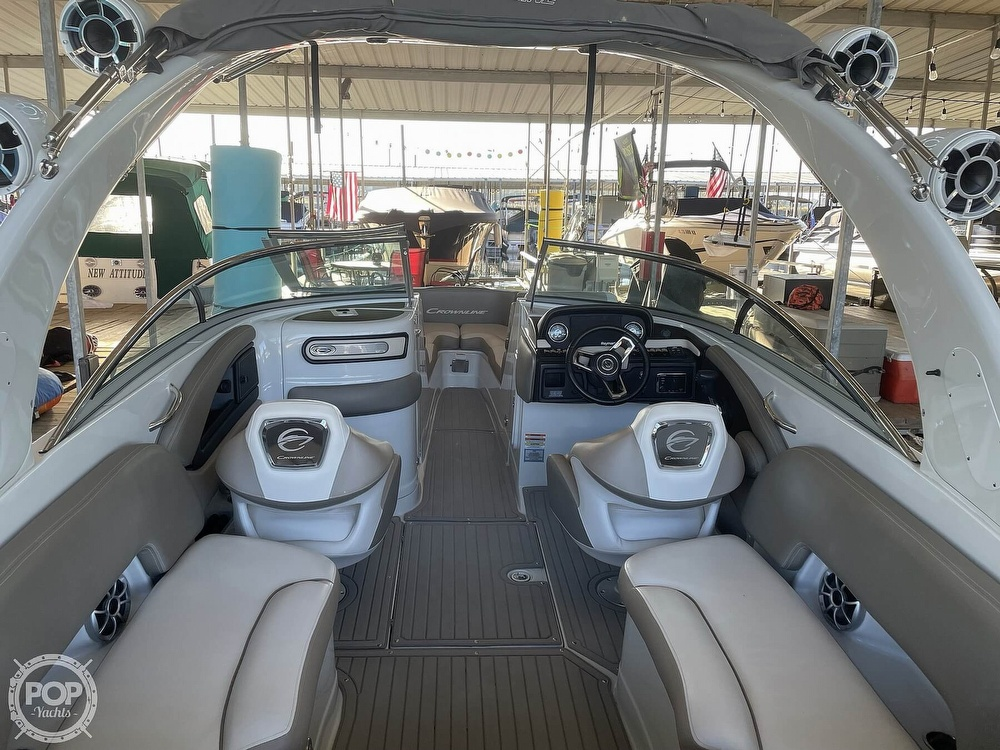 2019 Crownline boat for sale, model of the boat is 265SS & Image # 19 of 40