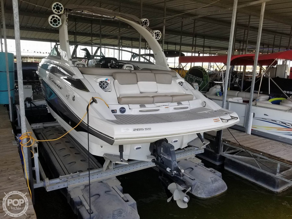 2019 Crownline boat for sale, model of the boat is 265SS & Image # 28 of 40