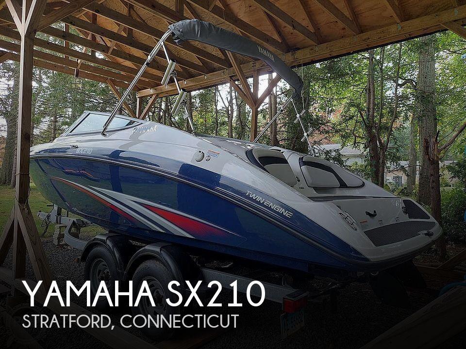 2015 YAMAHA SX210 for sale