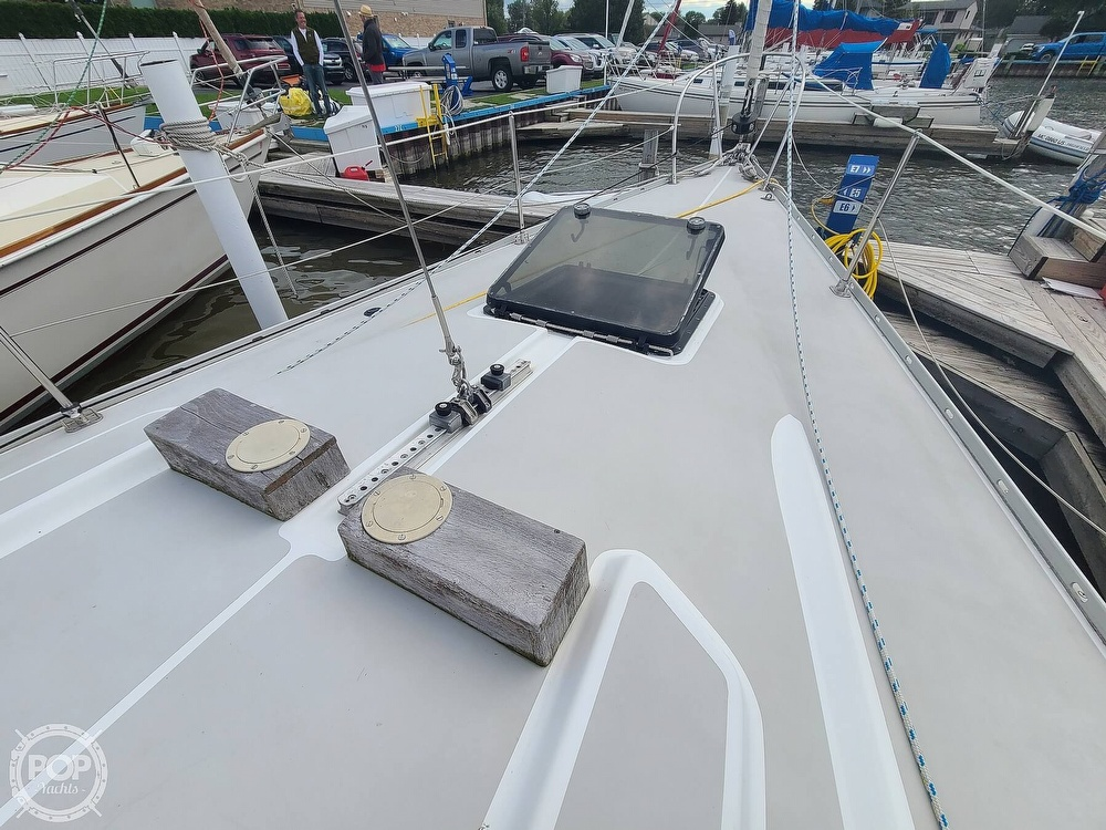 1976 C & C boat for sale, model of the boat is 38 & Image # 38 of 40