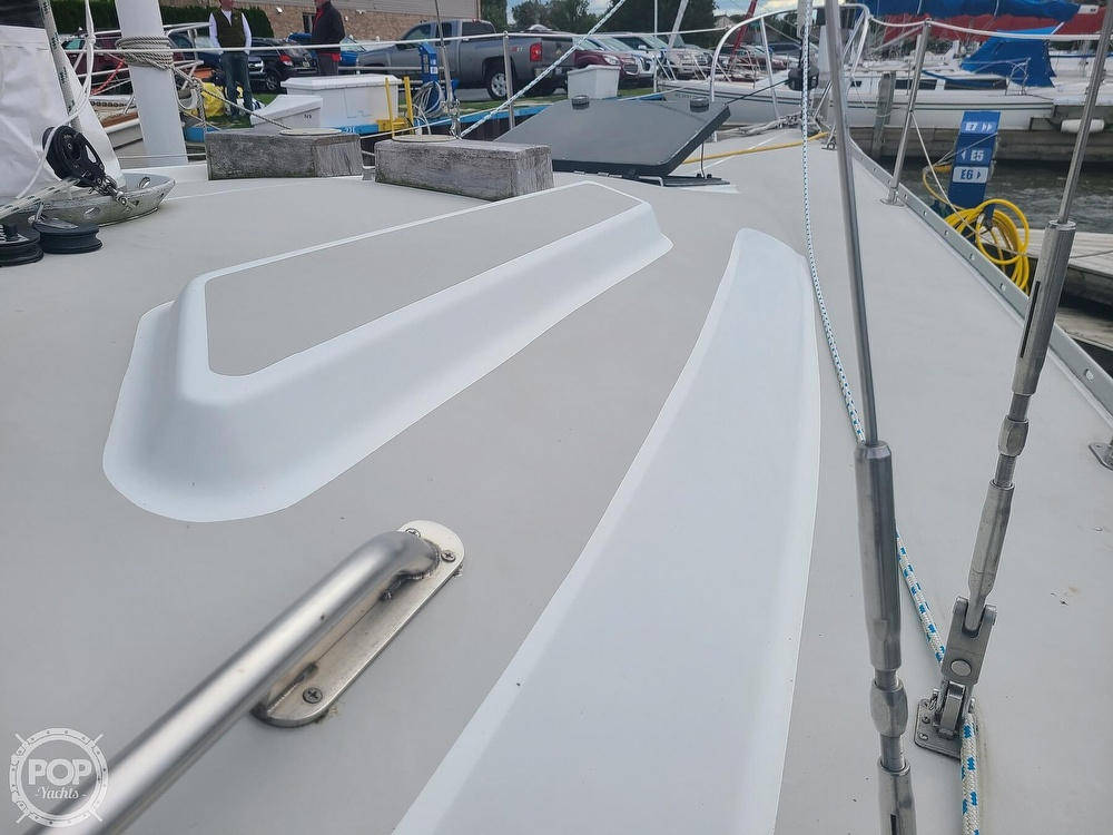 1976 C & C boat for sale, model of the boat is 38 & Image # 37 of 40