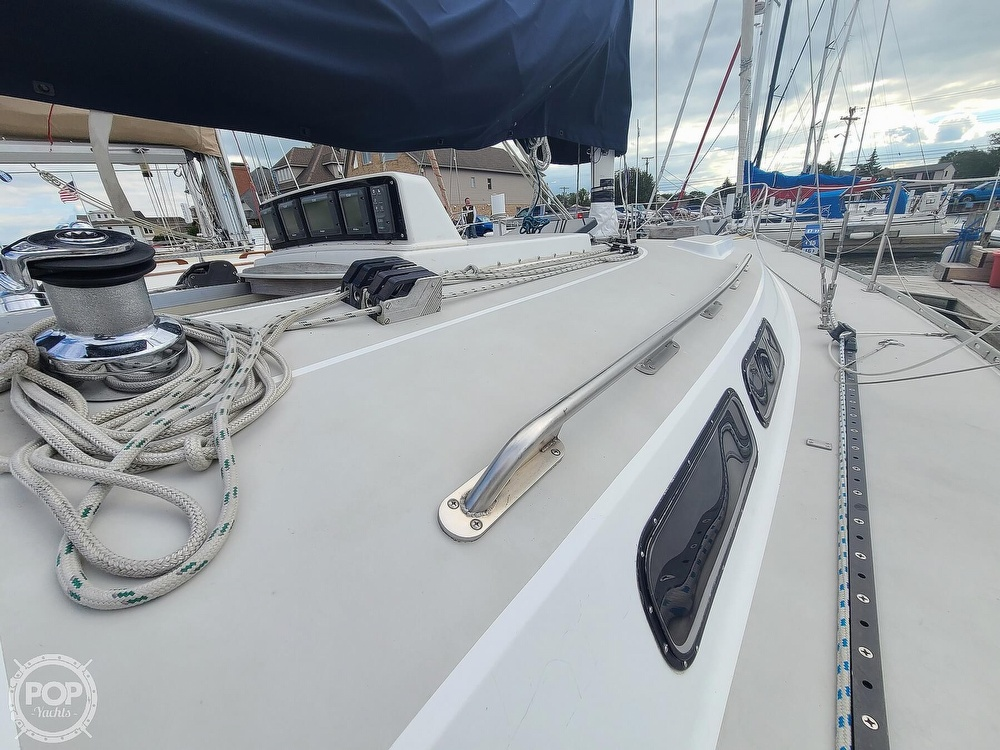 1976 C & C boat for sale, model of the boat is 38 & Image # 32 of 40