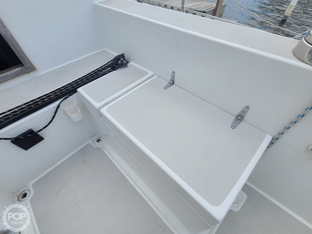 1976 C & C boat for sale, model of the boat is 38 & Image # 27 of 40