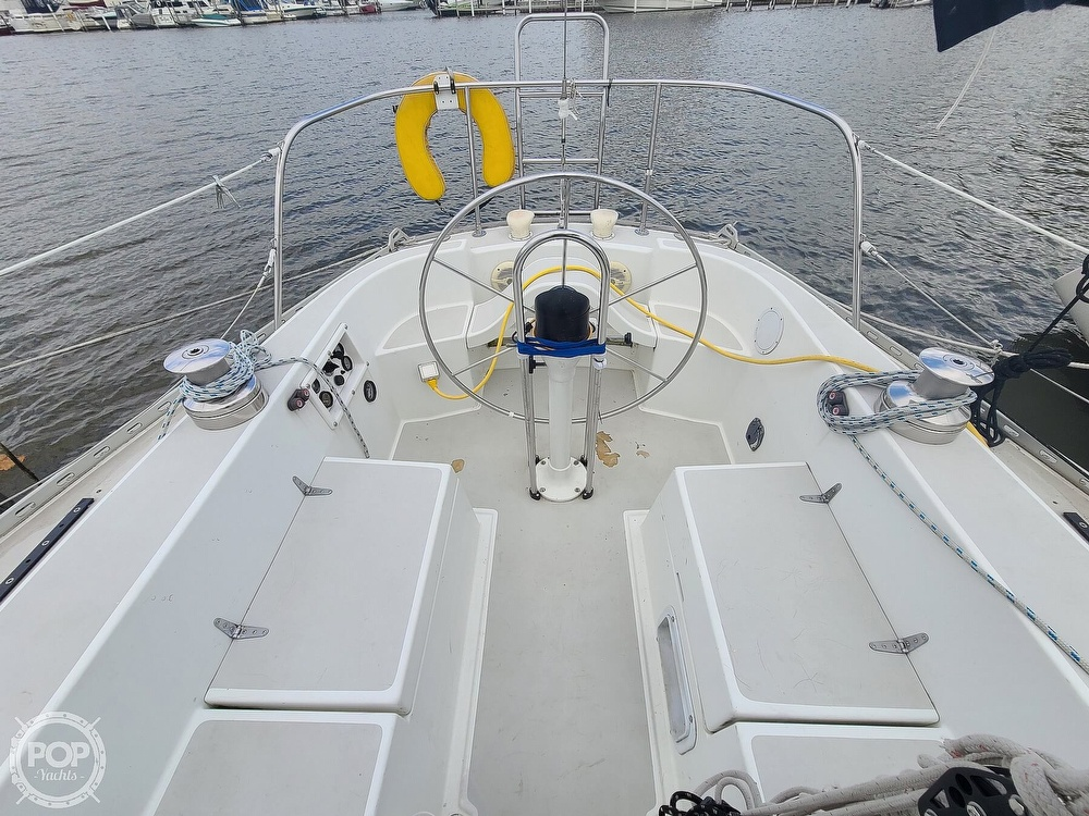 1976 C & C boat for sale, model of the boat is 38 & Image # 5 of 40