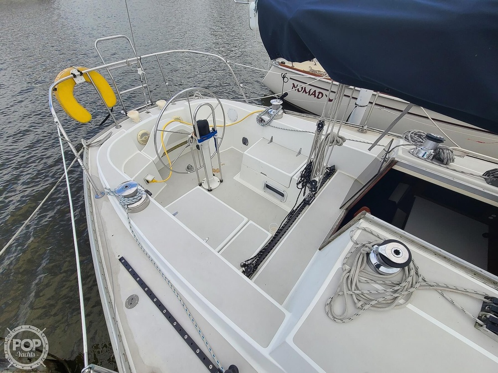 1976 C & C boat for sale, model of the boat is 38 & Image # 15 of 40