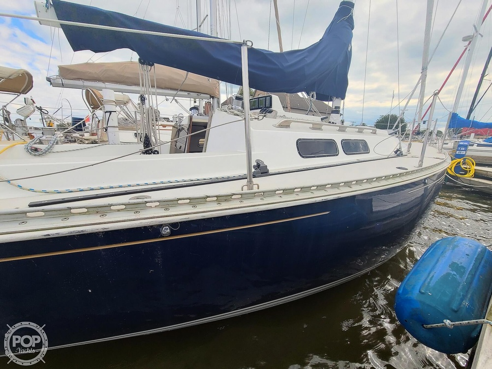 1976 C & C boat for sale, model of the boat is 38 & Image # 11 of 40