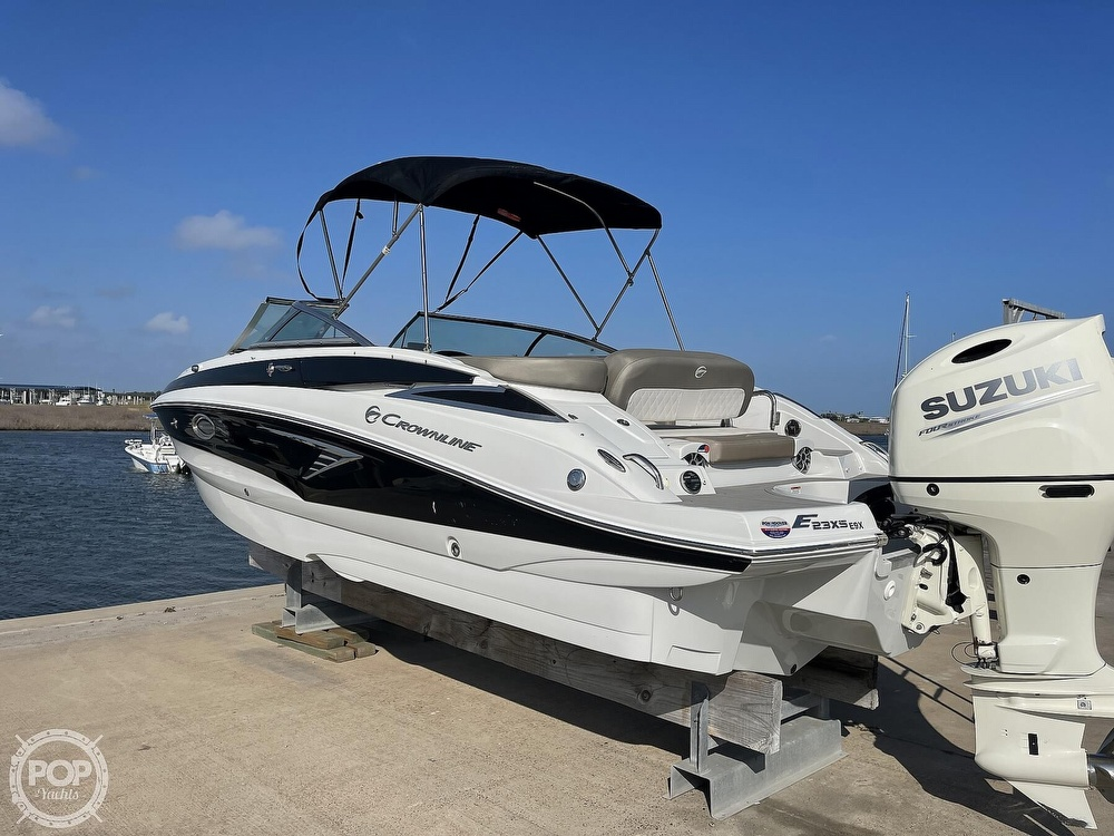 2018 Crownline boat for sale, model of the boat is E23 XS & Image # 2 of 40