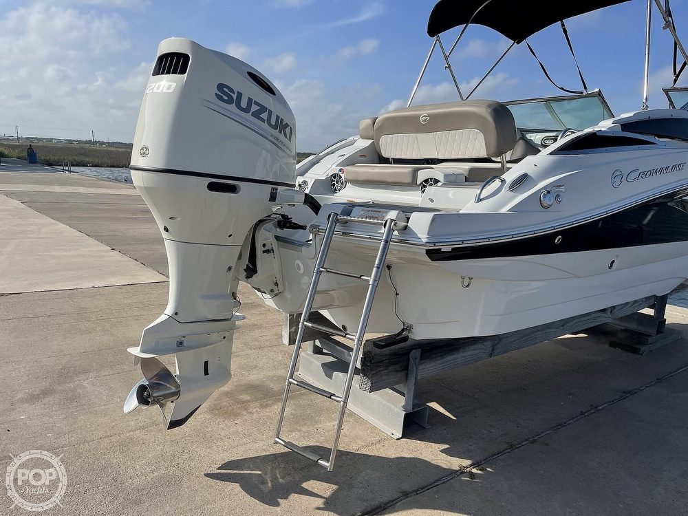 2018 Crownline boat for sale, model of the boat is E23 XS & Image # 6 of 40