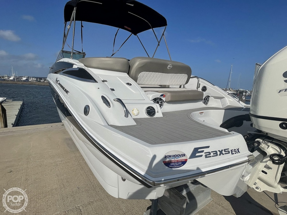 2018 Crownline boat for sale, model of the boat is E23 XS & Image # 27 of 40