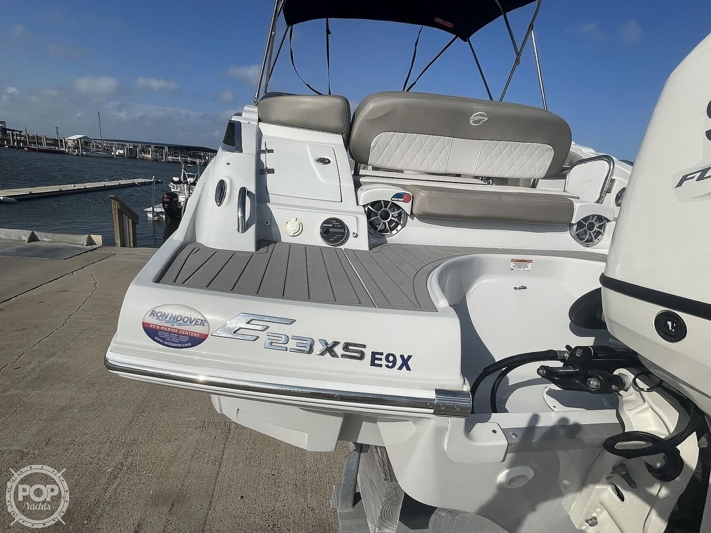 2018 Crownline boat for sale, model of the boat is E23 XS & Image # 28 of 40