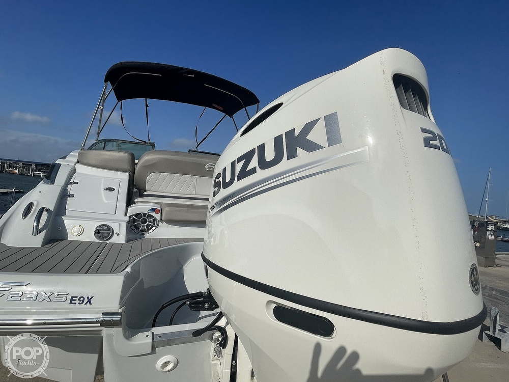 2018 Crownline boat for sale, model of the boat is E23 XS & Image # 29 of 40