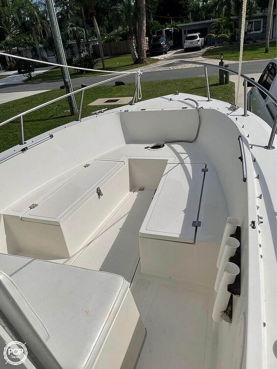 1988 Hydra-Sports boat for sale, model of the boat is 2200 CC & Image # 10 of 40