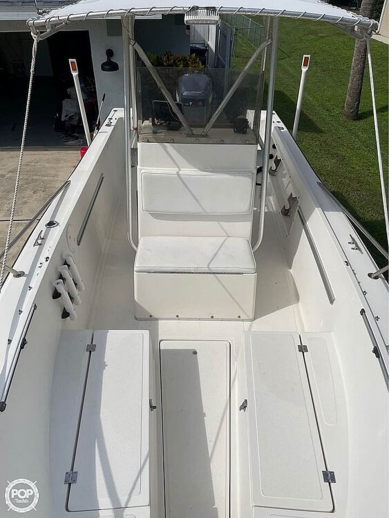 1988 Hydra-Sports boat for sale, model of the boat is 2200 CC & Image # 9 of 40