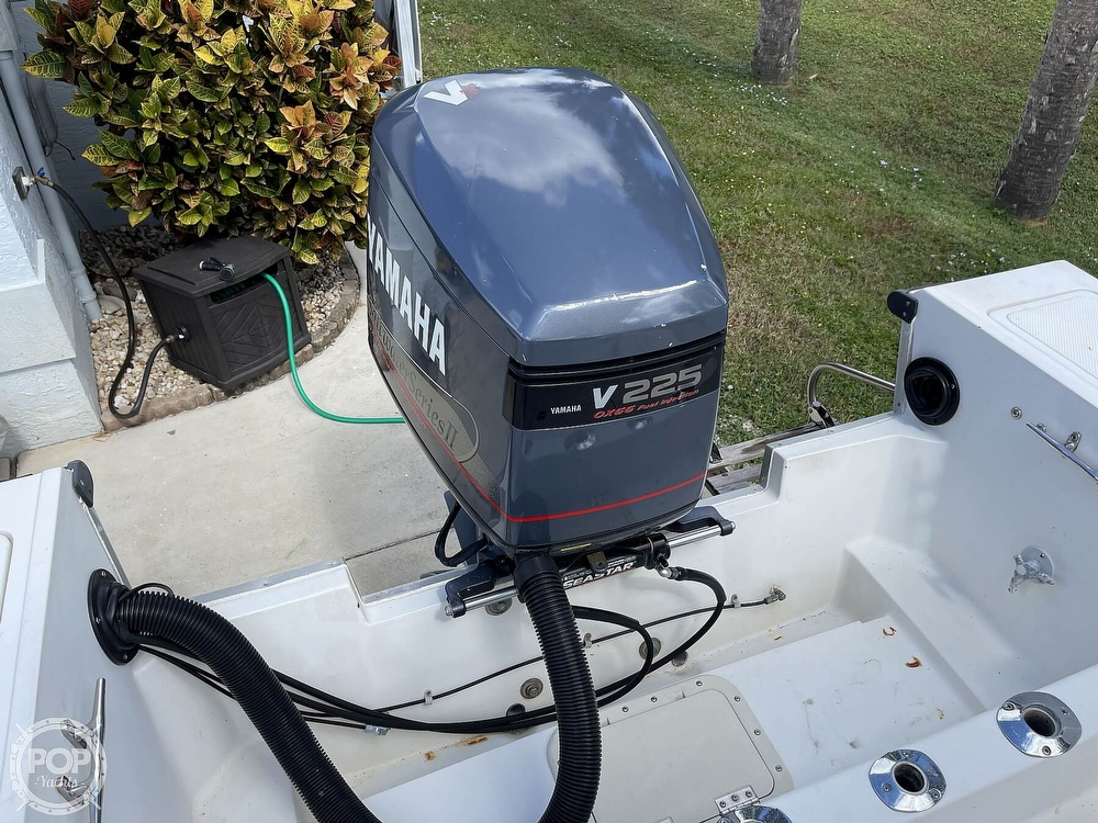 1988 Hydra-Sports boat for sale, model of the boat is 2200 CC & Image # 38 of 40