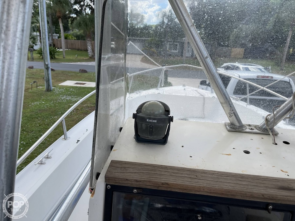 1988 Hydra-Sports boat for sale, model of the boat is 2200 CC & Image # 34 of 40